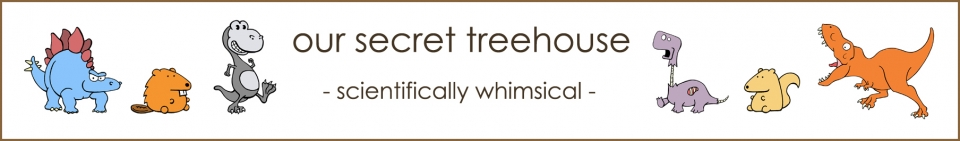 our secret treehouse Banner